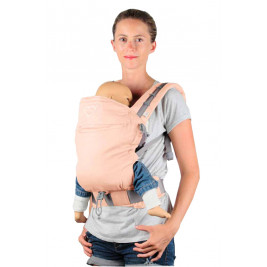 LLA Baby carrier P4 Babysize Abricot