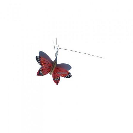 Papillon  seul Héliobil