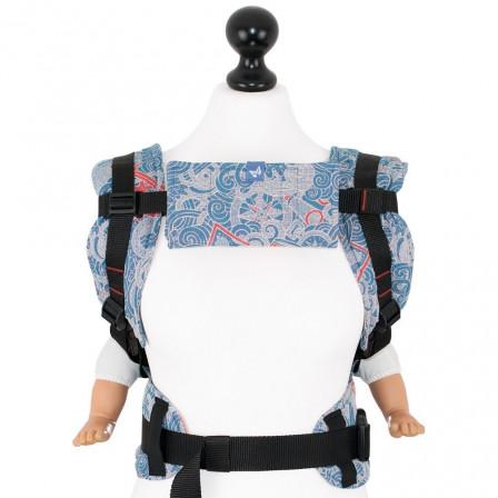 Protects shoulder straps bio Fidella Heart Rows'azur