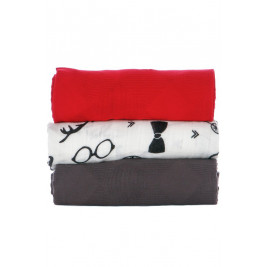 Lot of 3 blankets Tula Hipster Set