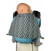 Baby carrier Buzzidil Buzzibu Zig Zag