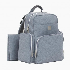 Diaper bag Ergobaby Anywhere I Go Grey