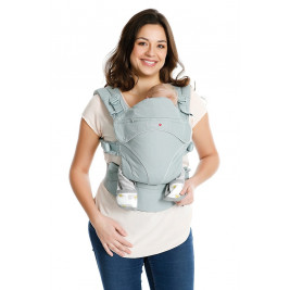 Baby carrier physiological Babylonia Flexia Soft Grey