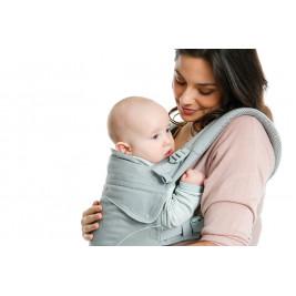 Baby carrier physiological Babylonia Flexia Soft Grey