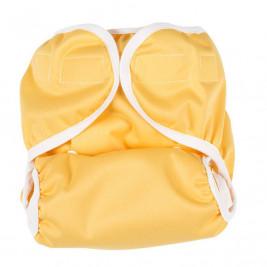 Culotte de protection à velcros So Protect P'tits Dessous Citron