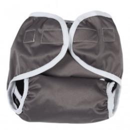 Culotte de protection à velcros So Protect P'tits Dessous Gris