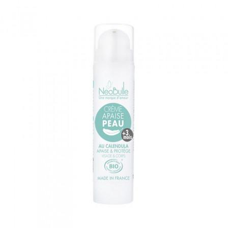 Cream Soothes Skin organic calendula Néobulle