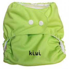 Layer washable P'tits Dessous So Easy without insert, Kiwi