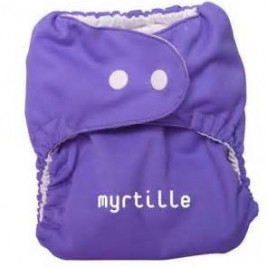 P'tits Dessous So Easy Blueberry, reusable nappy without insert