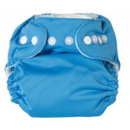 P'tits Dessous wrap - Turquoise/ Sky
