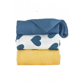 Lot of 3 blankets Tula Frosting