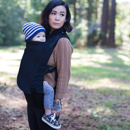 Baby carrier Beco Toddler Metro Black