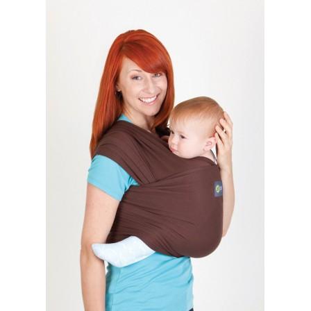 Echarpe de portage Boba Wrap chocolat