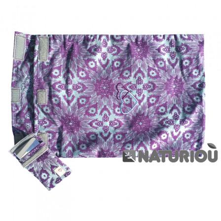 P4 LLA Standard Jacquard Taiga Purple