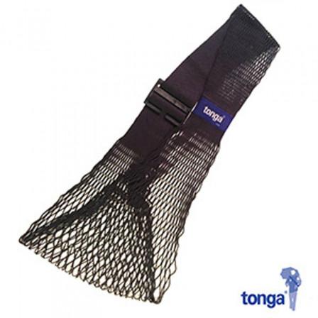 tonga fit black hammock baby carrier adjustable