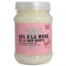 Bath salts with rose Tadé