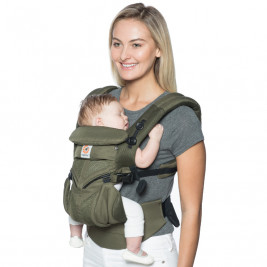 Ergobaby Omni 360 Cool Air-Mesh With Khaki