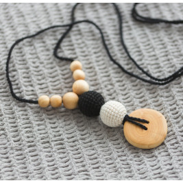 Collier de portage et d'allaitement Lafée d'Océan