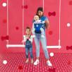 Ergobaby Omni 360 Hello Kitty Bleu Classic