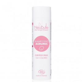 Shampoo organic Citrus Néobulle Hair greasy or stained