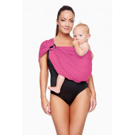 Baby carrier Bykay aquasling fuschia