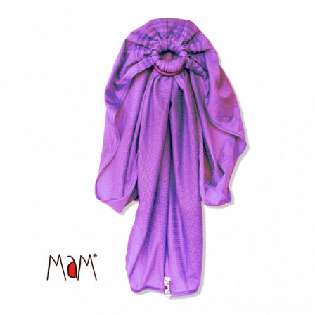 Watersling Mam, sling d'été Lily Purple