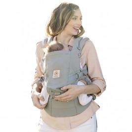 Ergobaby Adapt Gris - Porte-bébé Évolutif