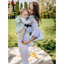 Lennylamb Toddler Fresh Lemon - Porte-bambin