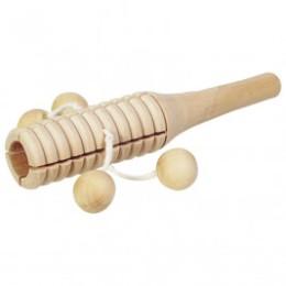 Block Percussion Goki with 4 balls