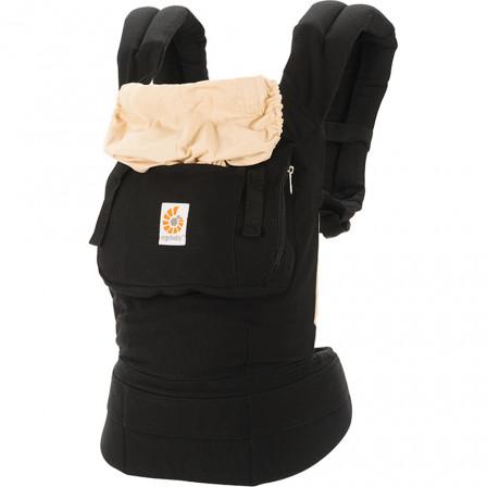 Pack évolutif Ergobaby original Noir Beige