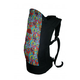 Rose and Rebellion Pre-School Baby carrier Mind Blown
