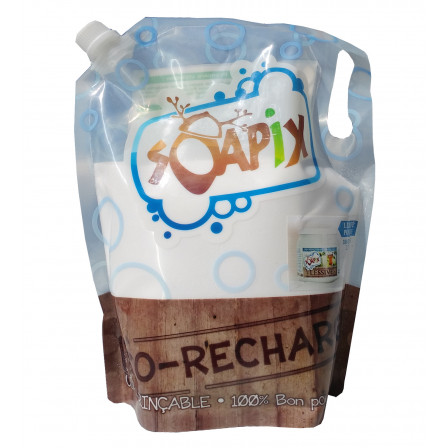 Lessive en poudre Soapix recharge 2,7 kg - 180 doses
