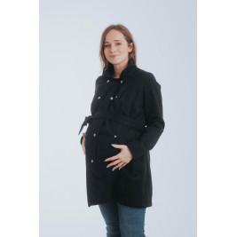 Lennylamb manteau portage trench coat noir
