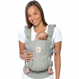 Ergobaby Omni 360 baby carrier all-in-one Pearl Grey