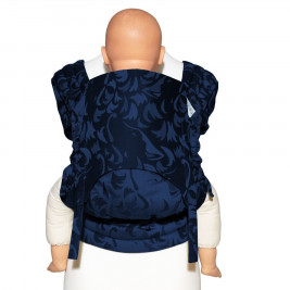 Fidella Fly Tai WOLF - Royal Blue Meï-taï toddler