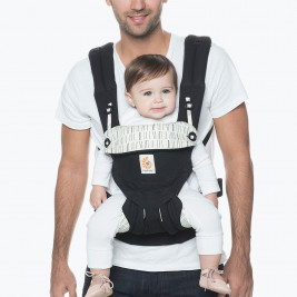 Baby carrier Ergobaby 360 Black Stripes