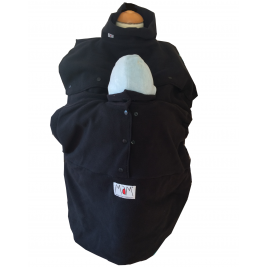 Mam babywearing - cover cold weather insert black