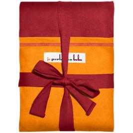 JPMBB Red Maple Saffron scarf Original
