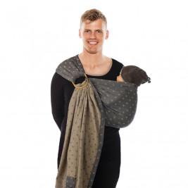 Babylonia Sling BB-sling Grey Plus