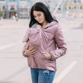 Love And Carry Jacket at Portage and Pregnancy Pink