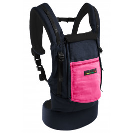 PhysioCarrier JPMBB limited Series of Capsule Blue with Fuchsia pocket