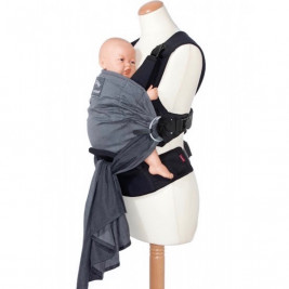 Manduca Duo Grey baby carrier