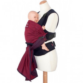 Manduca Duo Red baby carrier