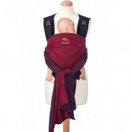 Manduca Duo Red baby carrier