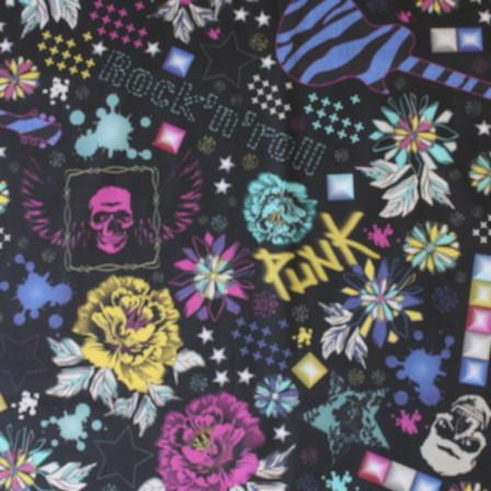 Rose And Rebellion Preschool Electro Punk