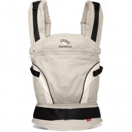 Manduca Sand/Ecru baby carrier