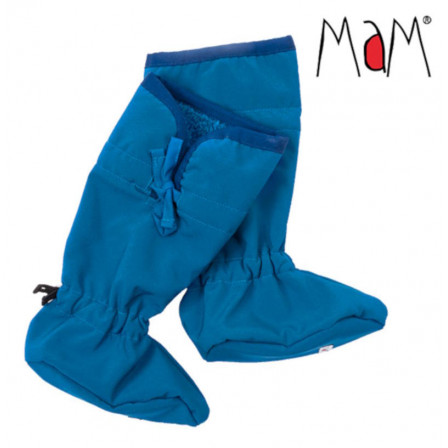 Manymonths chaussons de portage Booties Softshell Mykonos