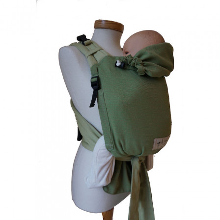 Storchenwiege BabyCarrier Green