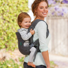 Infantino Flip Advanced 4 en 1 - Porte-bébé 4 Positions