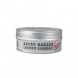 Aleppo Soap Savon de Rasage Barbier Laurier Surgras dans sa boite